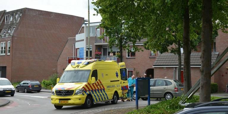 Fietsster gewond bij aanrijding met auto in Roden.