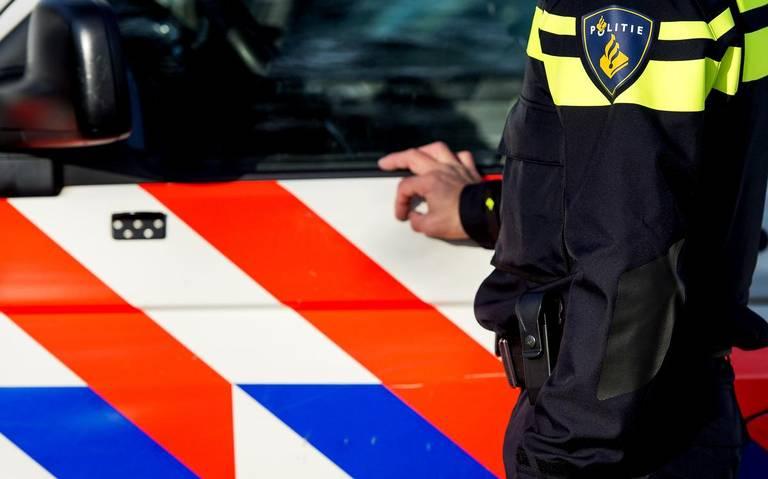 Scooterrijder gewond bij ongeluk in Emmen.