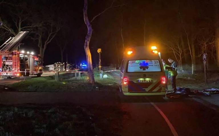 Ongeval Hooghalen: drie slachtoffers uit een familie uit Westerbork.