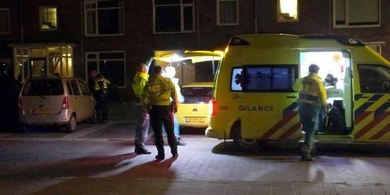 Eén gewonde bij ongeluk Buizerdstraat in Assen.