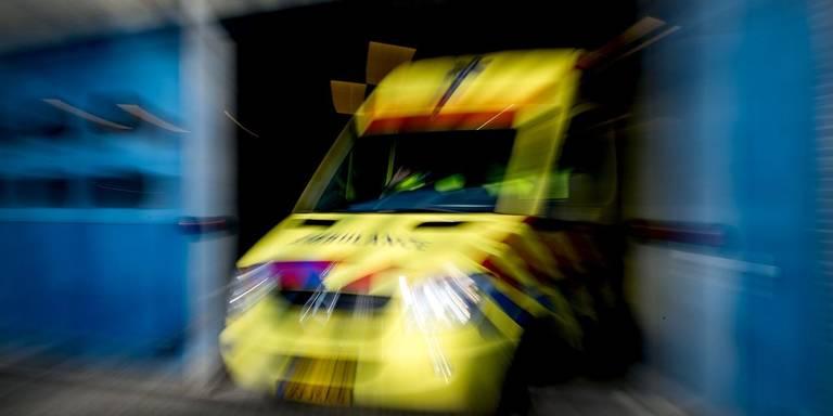 Jonge fietsster gewond na aanrijding bij Hooghalen.