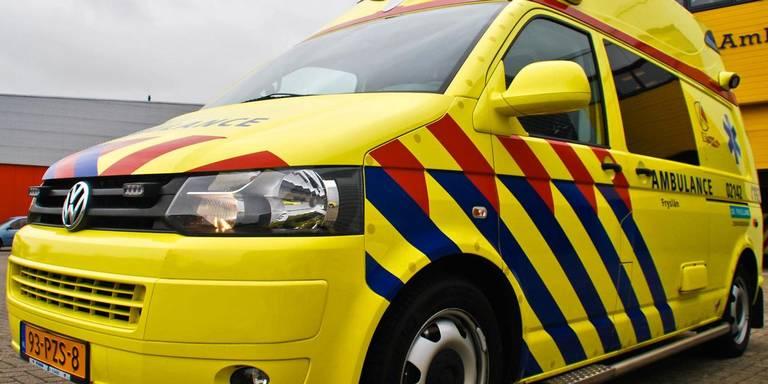 Automobilist zwaargewond bij ongeluk in Zuidvelde.