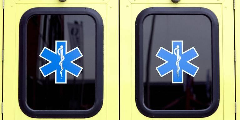 Fietser gewond geraakt bij aanrijding in stad Groningen.