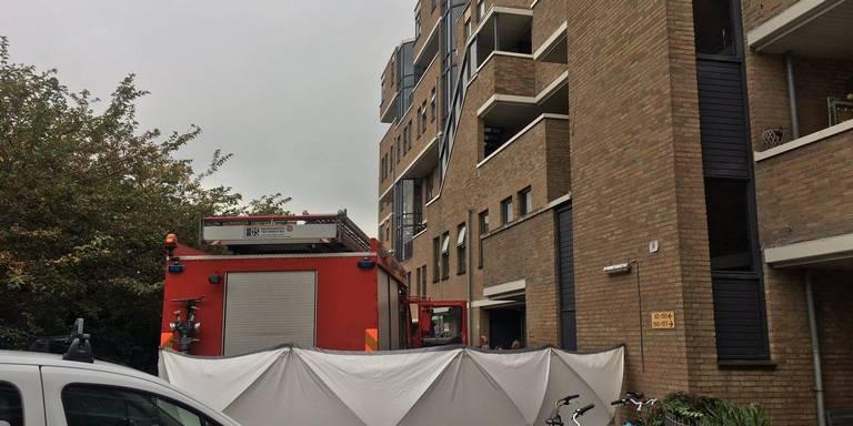 'Woningbrand Fongersplaats was ongeluk'.