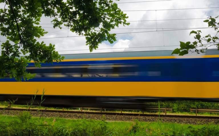 Aanrijding trein tussen Meppel en Leeuwarden: minder treinen en vertraging.