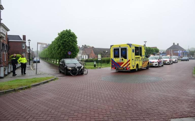 Inzittenden laten auto en teddybeer achter na ongeval N280.