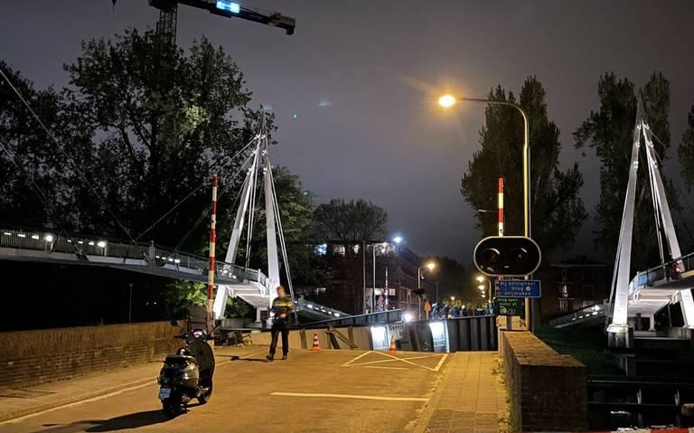 Botsing boot op Gerrit Krolbrug is niet de eerste rampartij op het Van Starkenborghkanaal.