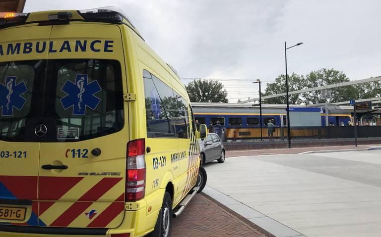 Treinverkeer Groningen - Beilen ligt stil vanwege aanrijding in Assen.