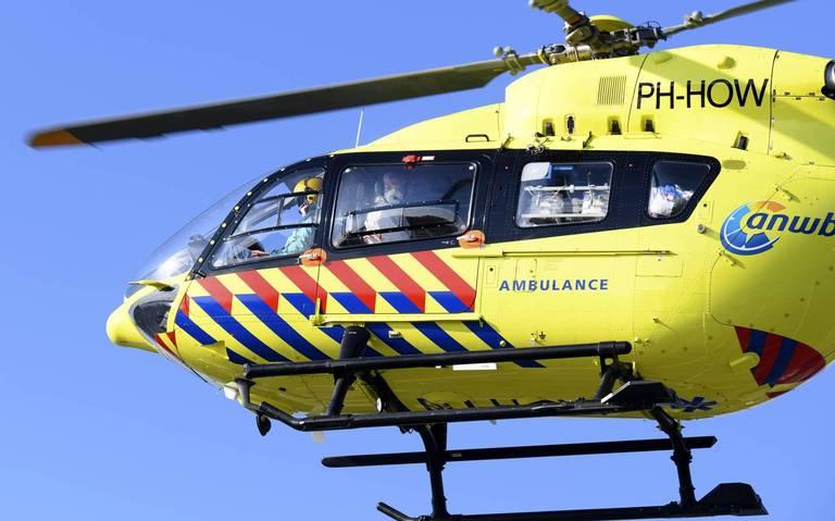 Gewonde bij ongeval met bootje bij De Dwenger in Coevorden.