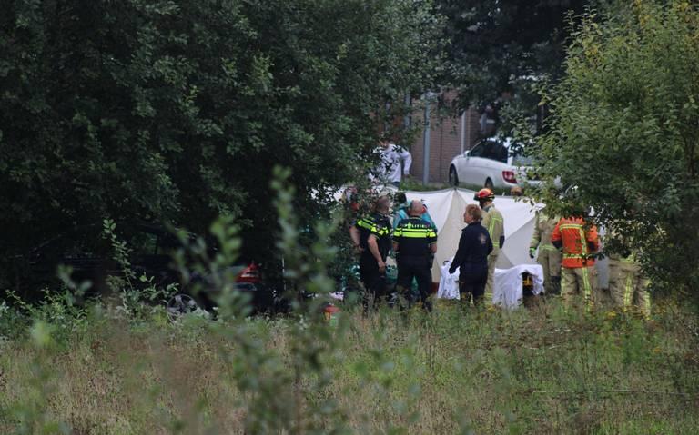 Twee gewonden bij ongeval in Parc Sandur Emmen.