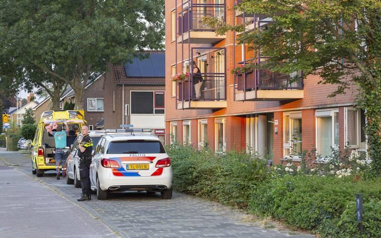 Hoogevener wordt thuis onwel na ongeval op de Toldijk.