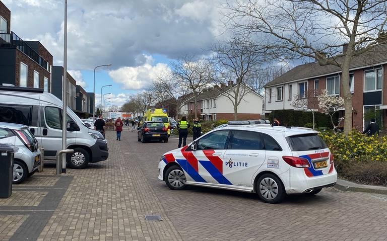Meisje op step aangereden door auto in Hoogeveen.