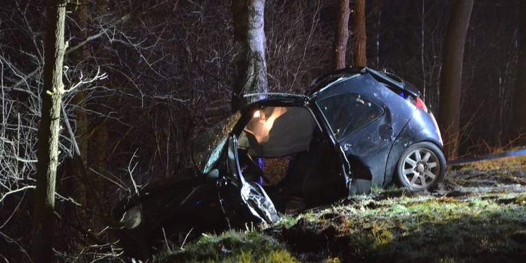 Zwaar ongeval bij Drouwenermond.
