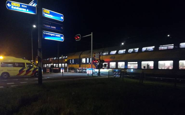 Hele ochtend geen treinen tussen Amersfoort en Apeldoorn door aanrijding.