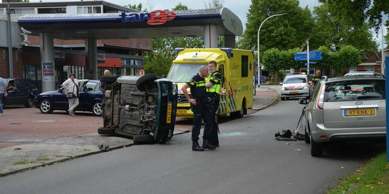 Gewonde bij ongeluk Stadskanaal.