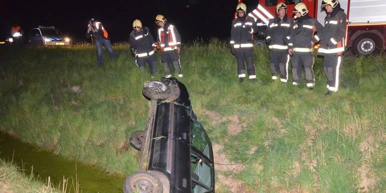 Vrouw gewond bij ongeval Woldendorp.