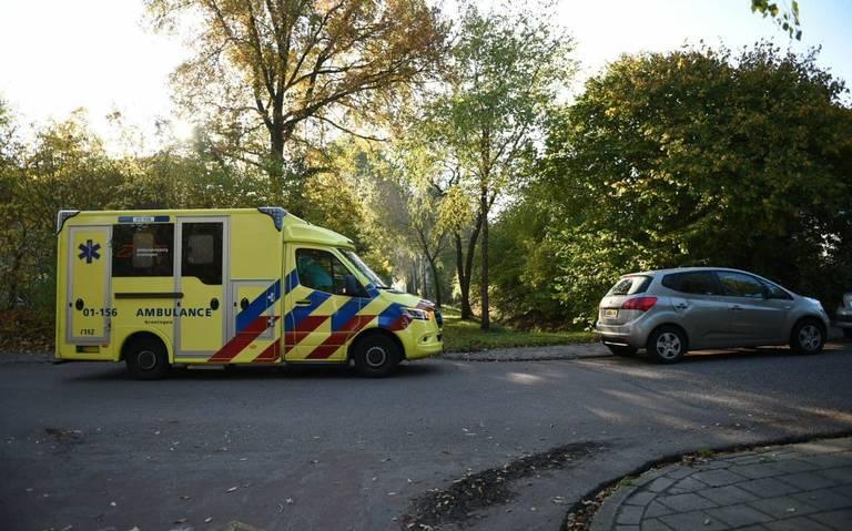 Wielrenner aangereden in Winschoten.
