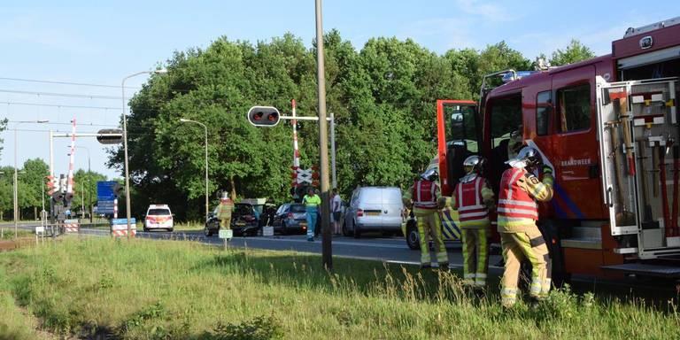 Ongeluk op het spoor legt treinverkeer naar Emmen even stil.