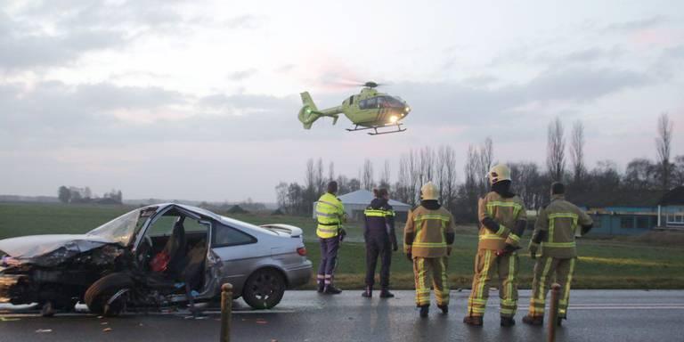 Slachtoffer ongeval Nijensleek vermoedelijk onder invloed.
