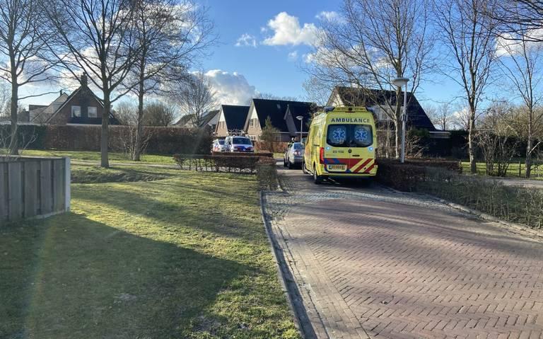Fietser gewond door aanrijding in De Wijk.