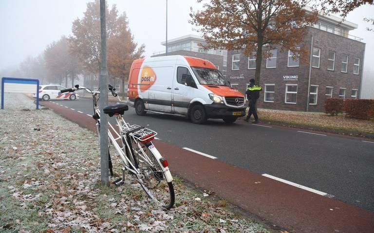 Fietser gewond bij aanrijding met auto in Emmen.