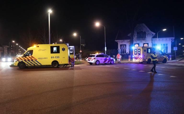 Fietster ernstig gewond na aanrijding door auto in Winschoten.
