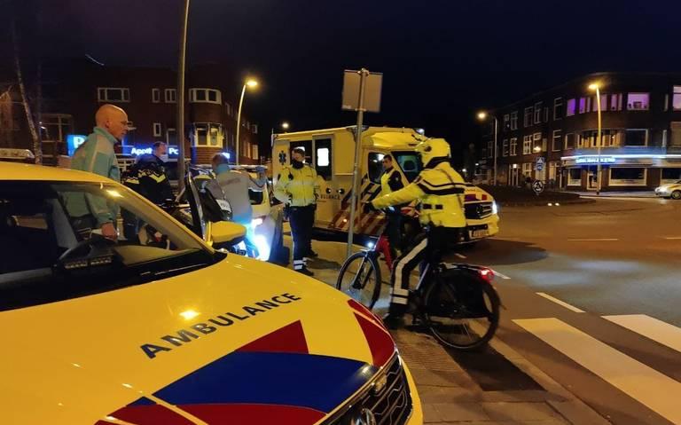 Twee ongevallen binnen halfuur tijd, één fietser gewond naar ziekenhuis.
