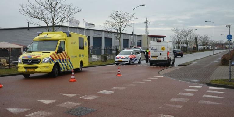 Fietser gewond bij botsing Stadskanaal.