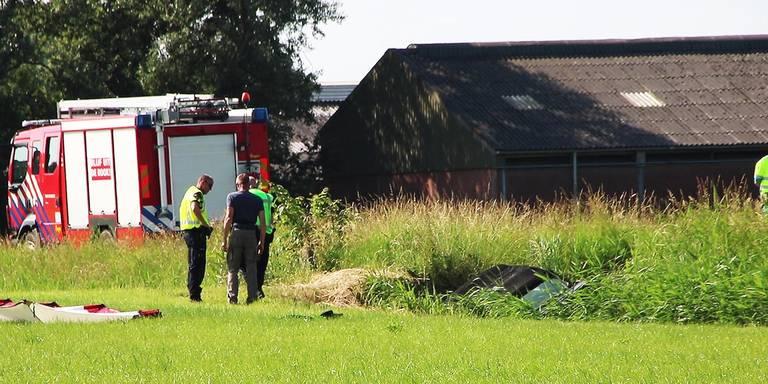 Twee inwoners Appingedam overleden bij ongeluk Ten Post.