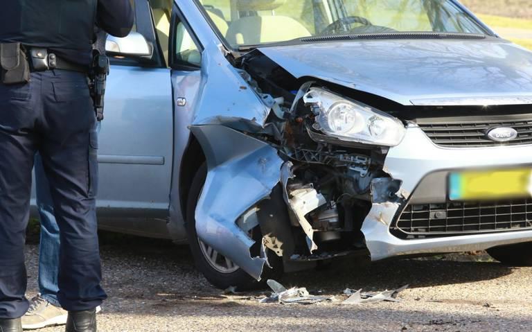 Vrouw gewond door botsing met tractor in Eerste Exloërmond.