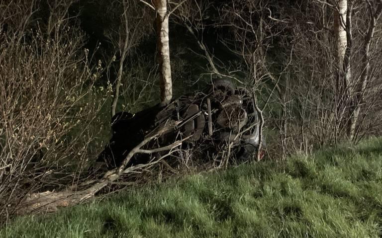 Bestuurder gewond na ongeval op de N381 bij Beilen.