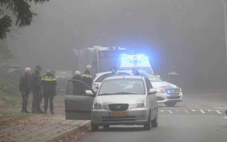 Fietsster gewond door aanrijding in Emmen.