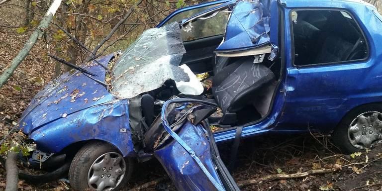 Meppelse ernstig gewond bij ongeluk A32.