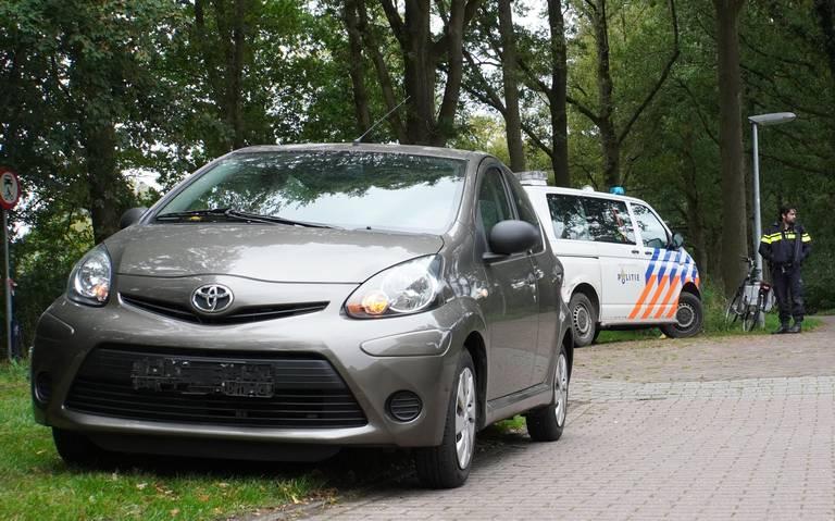 Fietser naar ziekenhuis na aanrijding met automobilist in Ter Apel.