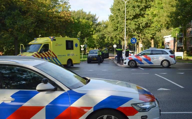 Fietsster gewond na aanrijding op fietsoversteekplaats in Veendam.