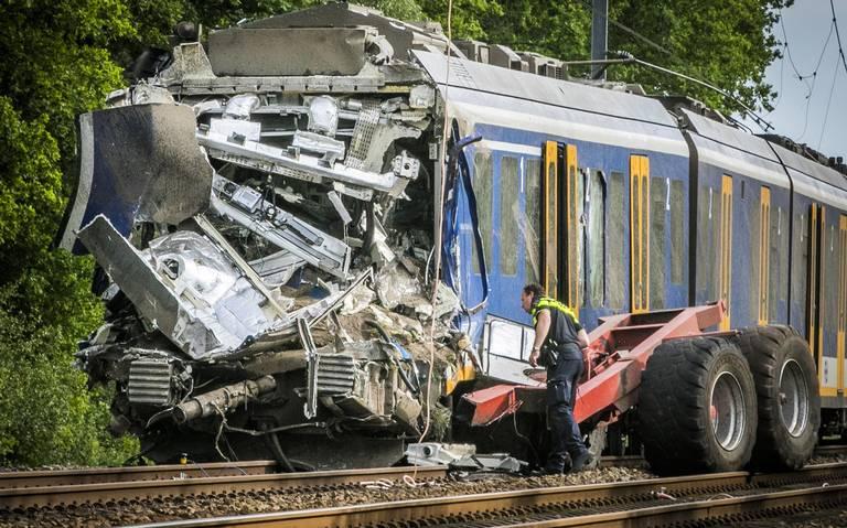 Treinen rijden langzamer bij onbewaakte overweg Hooghalen waar op 22 mei een dodelijk ongeluk plaatsvond.