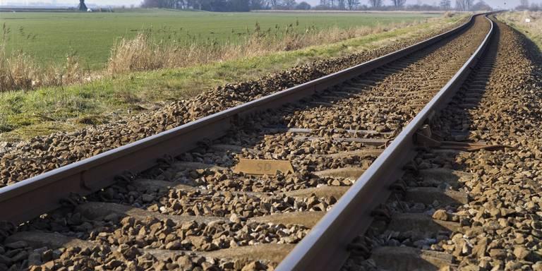 Door aanrijding geen treinen tussen Beilen en Assen.