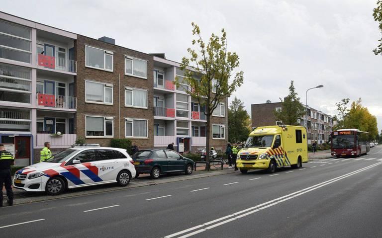 Meisje aangereden op zebrapad Paterswoldseweg in Groningen.