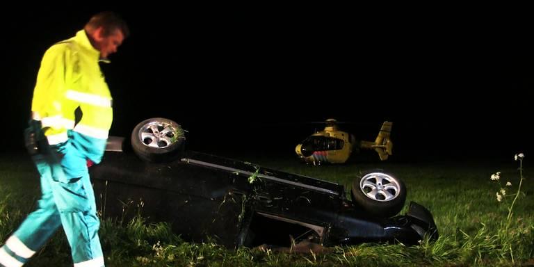 Gewonden bij ongeval Nijeveen.