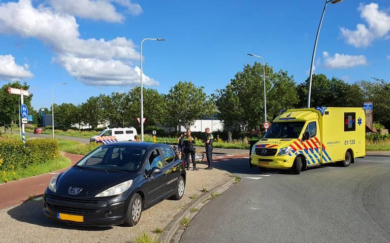 Automobilist test positief op drugsgebruik na aanrijding met scooter in Hoogkerk.