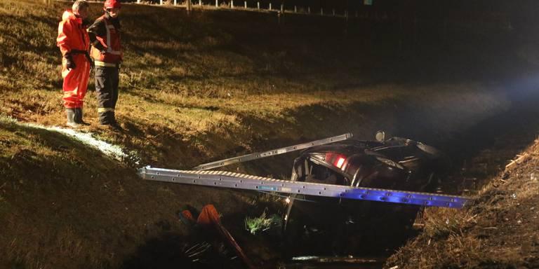 Automobilist gewond bij ongeluk Wildervank.